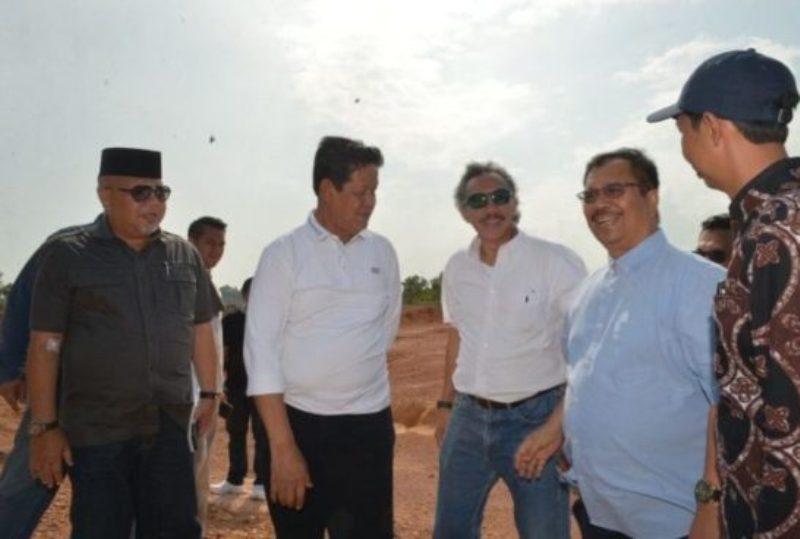 Isdianto Tekankan Kepada OPD Terkait untuk Kawal dan Persiapkan Pembangunan Jembatan Batam-Bintan