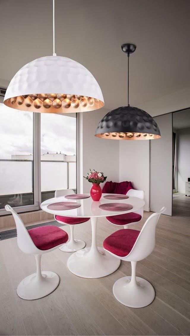 Światło w salonie, w którym się zakochasz!