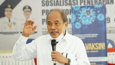 Kota Tebingtinggi Turun ke PPKM Level 1, Warga Diminta Tetap Taati Prokes
