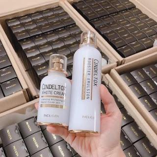 nhũ tương Cindel tox Booster Emulsion giá bao nhiêu