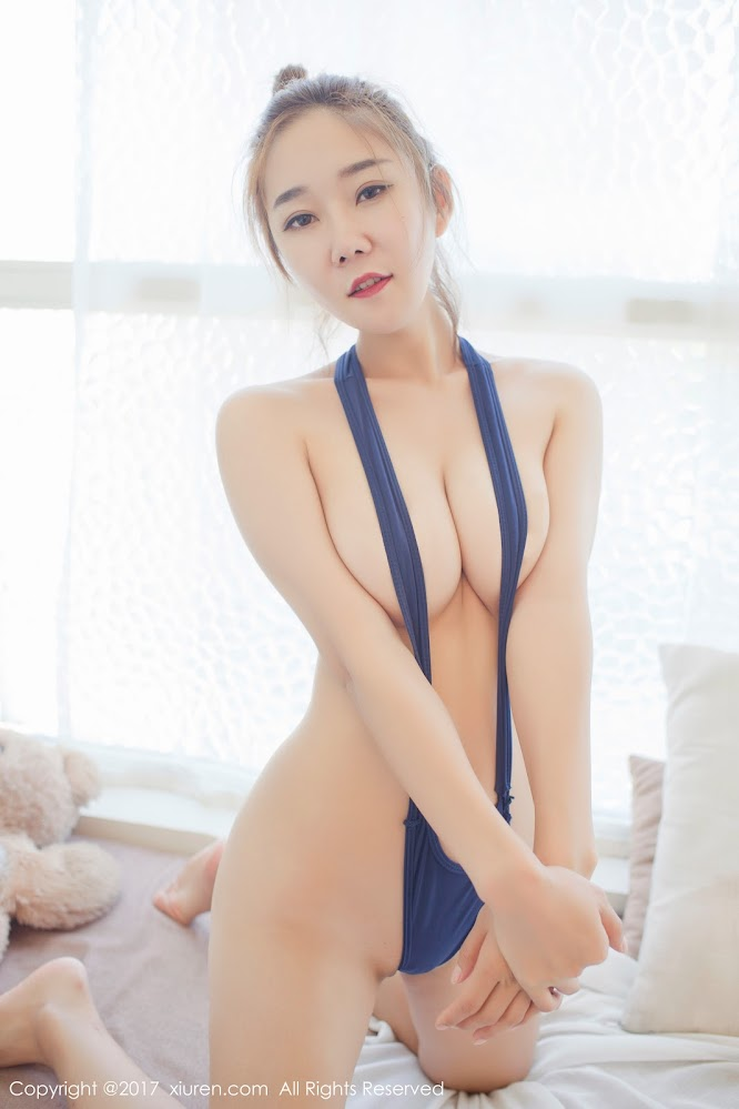[XiuRen] No.846 mianhuatangcandy
