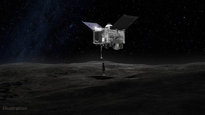 NASA has just landed in asteroid Bennu – The journey of OSIRIS-REx mission