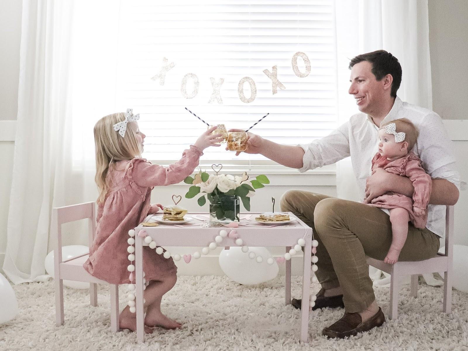 valentines day daddy daughter brunch