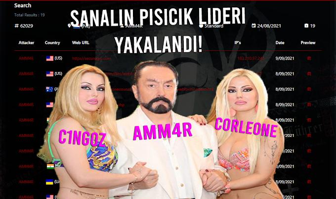 SANALIN PİSİCİK LİDERİ AMM4R REG YAPARKEN YAKALANDI!