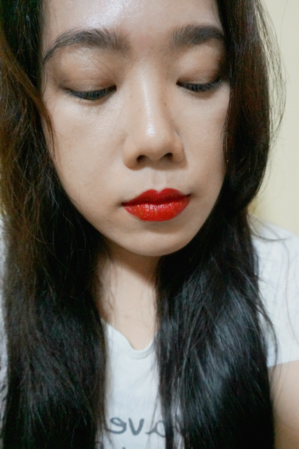 Wet n Wild Stoplight Red