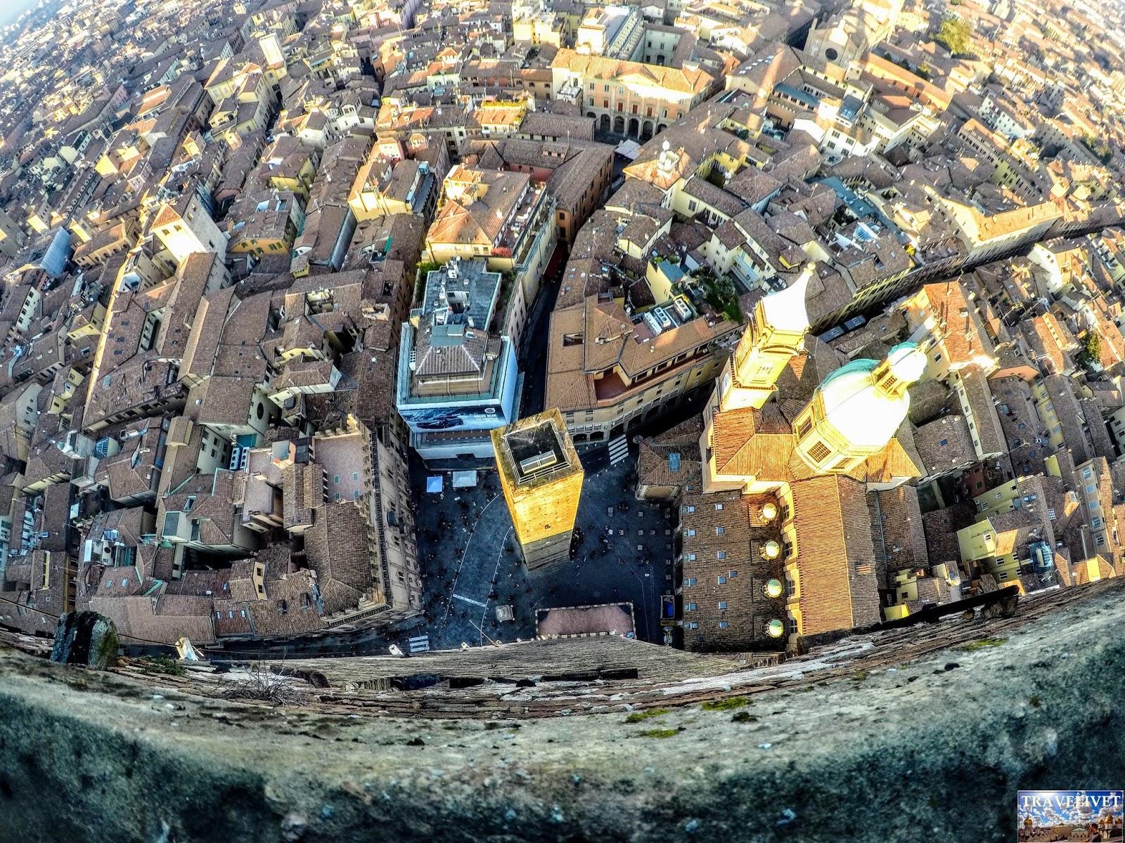 Italie Bologne Bologna tour Asinelli