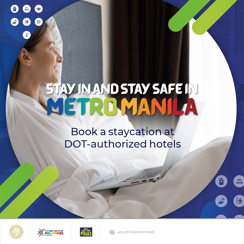 DOT-Accredited Hotels in Metro Manila for your Staycation in the New Normal