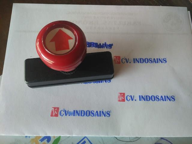 Stempel CV Indosains