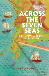 Books: Across The Seven Seas by Anuradha Kumar (Age: 8+)