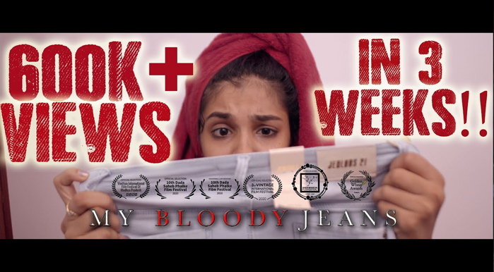 My Bloody Jeans Malayalam Short Film