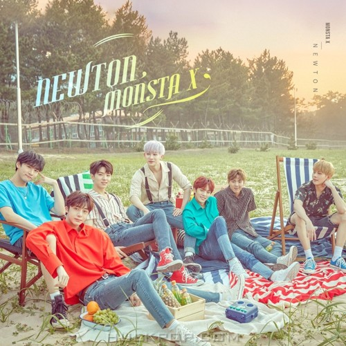 MONSTA X – NEWTON – Single