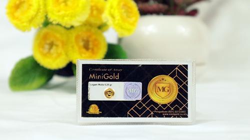Sertifikasi dan Kadar Kemurnian Emas Minigold