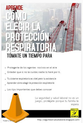 Cómo elegir la protección respiratoria