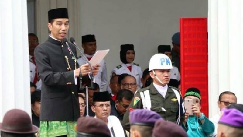 Jokowi berpidato di Hari Lahir Pancasila