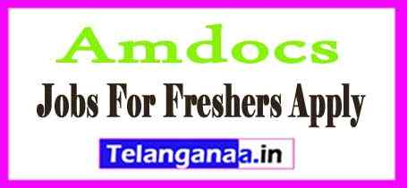 Amdocs Recruitment  Jobs For Freshers Apply