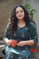 Nithya Menon promotes her latest movie in Green Tight Dress ~  Exclusive Galleries 040.jpg