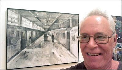 MANRESA-PINTURA-CONCURS-ARTISTES MANRESANS-EXPOSICIO-CASINO-FOTOS-ARTISTA-PINTOR-ERNEST DESCALS