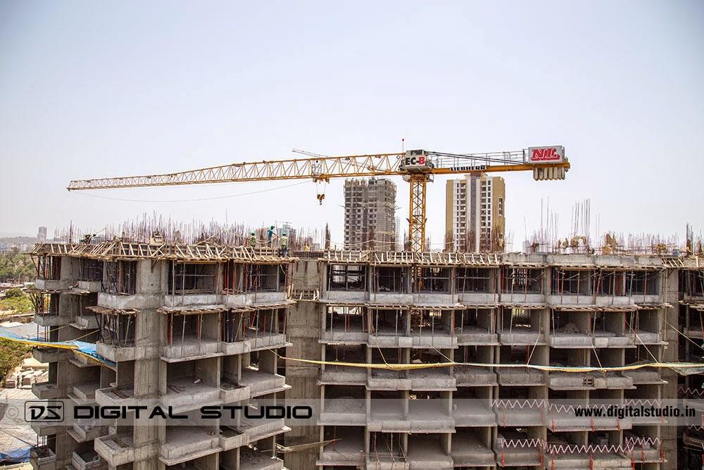 Tower Crane - Work in progress