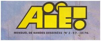 Revues BD Magazine Aie
