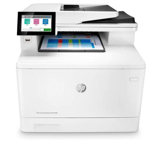 HP Color Laserjet Enterprise M480f Printer