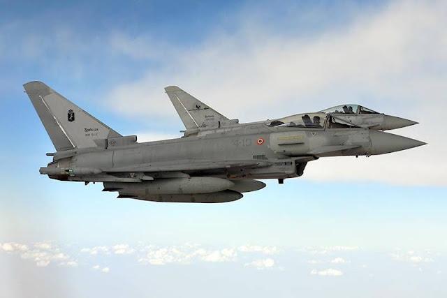 Italian Typhoon Tornado Kuwait