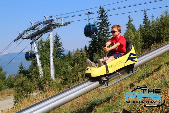 Summer Fun at Revelstoke Mountain Resort, Rockies Family Adventures