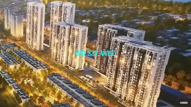Dự án chung cư Infinity Ciputra Tây Hồ, Tổng quan dự án chung cư Infinity Ciputra Tây Hồ,