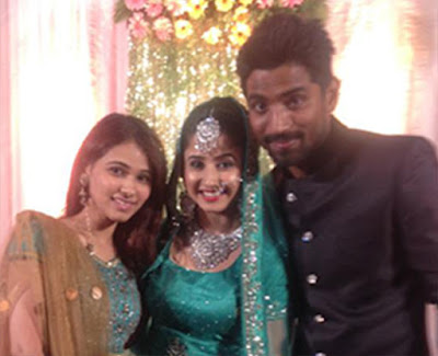 pallavi at-Sana-wedding