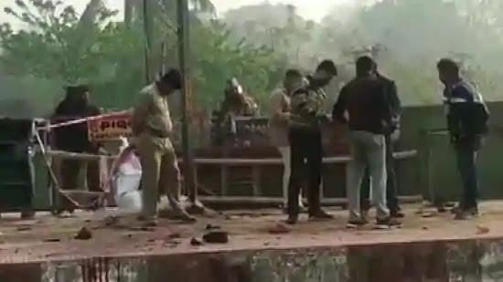 নিমতিতা স্টেশনে বিস্ফোরণের দায় নিতে হবে রাজ্য সরকারকেই : ভারতীয় রেল