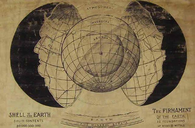Αγκάρθα και κοίλη Γη