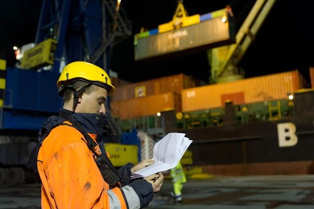 """Nota di chiarimento circa """"barcode"""" ed accesso al porto di La Spezia"""