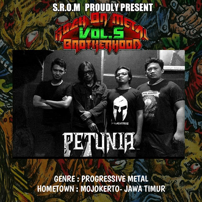 PETUNIA-ROCK ON METAL BROTHERHOOD COMPILATION VOLUME 5