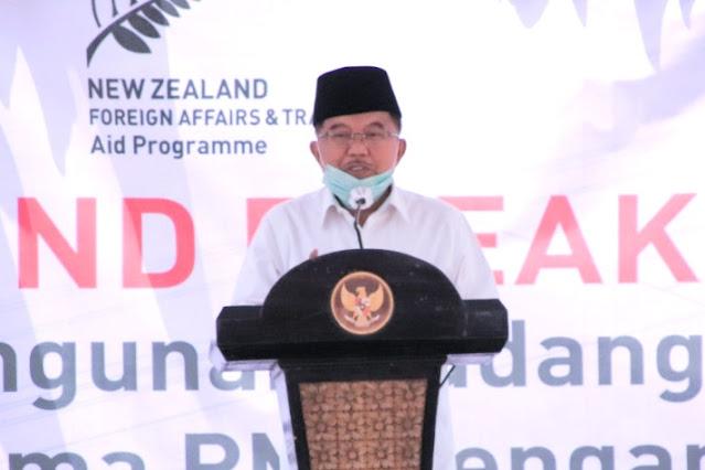 Ground breaking pembangunan 8 gudang logistik PMI se-Indonesia dipusatkan di NTB