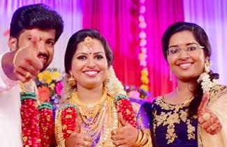 Kerala best Hindu wedding Highlight Aadarsh & Arathi 2018