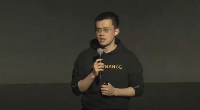 """É impossível banir as criptomoedas"", diz CEO da Binance"