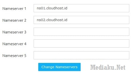 Name Server IdCloudHost