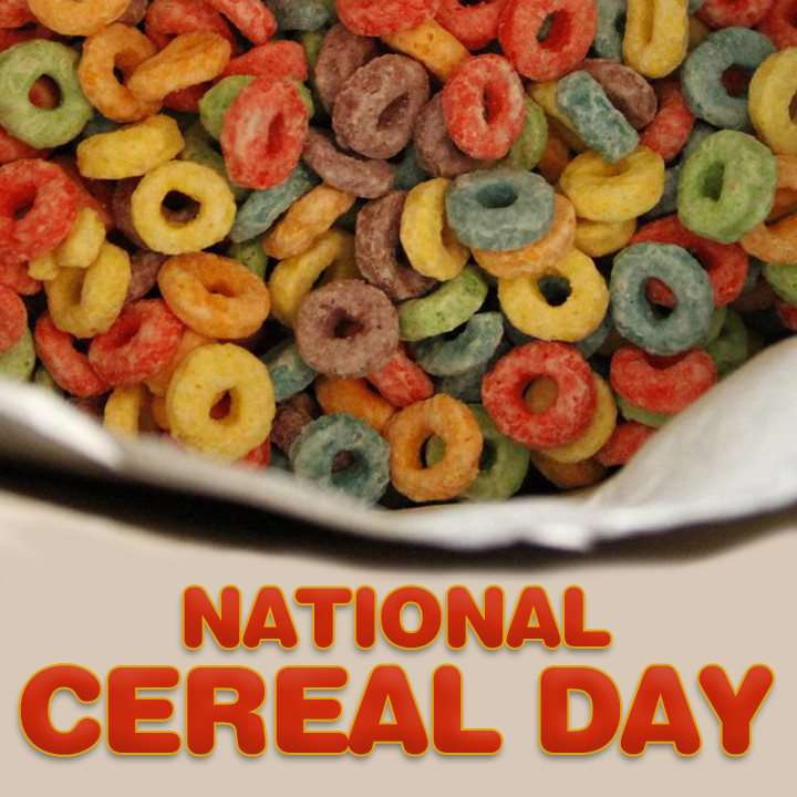 National Cereal Day Wishes Pics