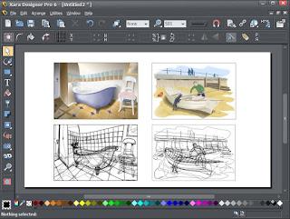 تنزيل برنامج Xara Designer Pro لتعديل الصور للكمبيوتر