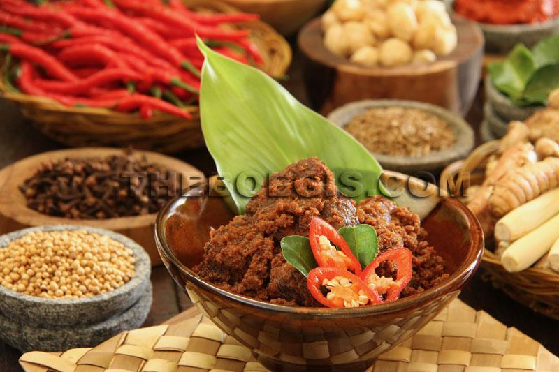 Original Padang Rendang Recipe
