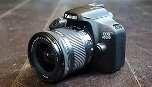 Kamera DSLR Canon Terbaik untuk Pemula