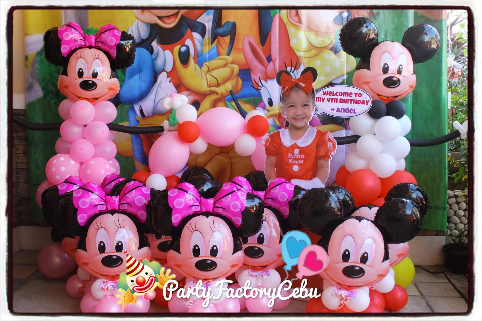 Welcome To Partyfactory Cebu November 2013