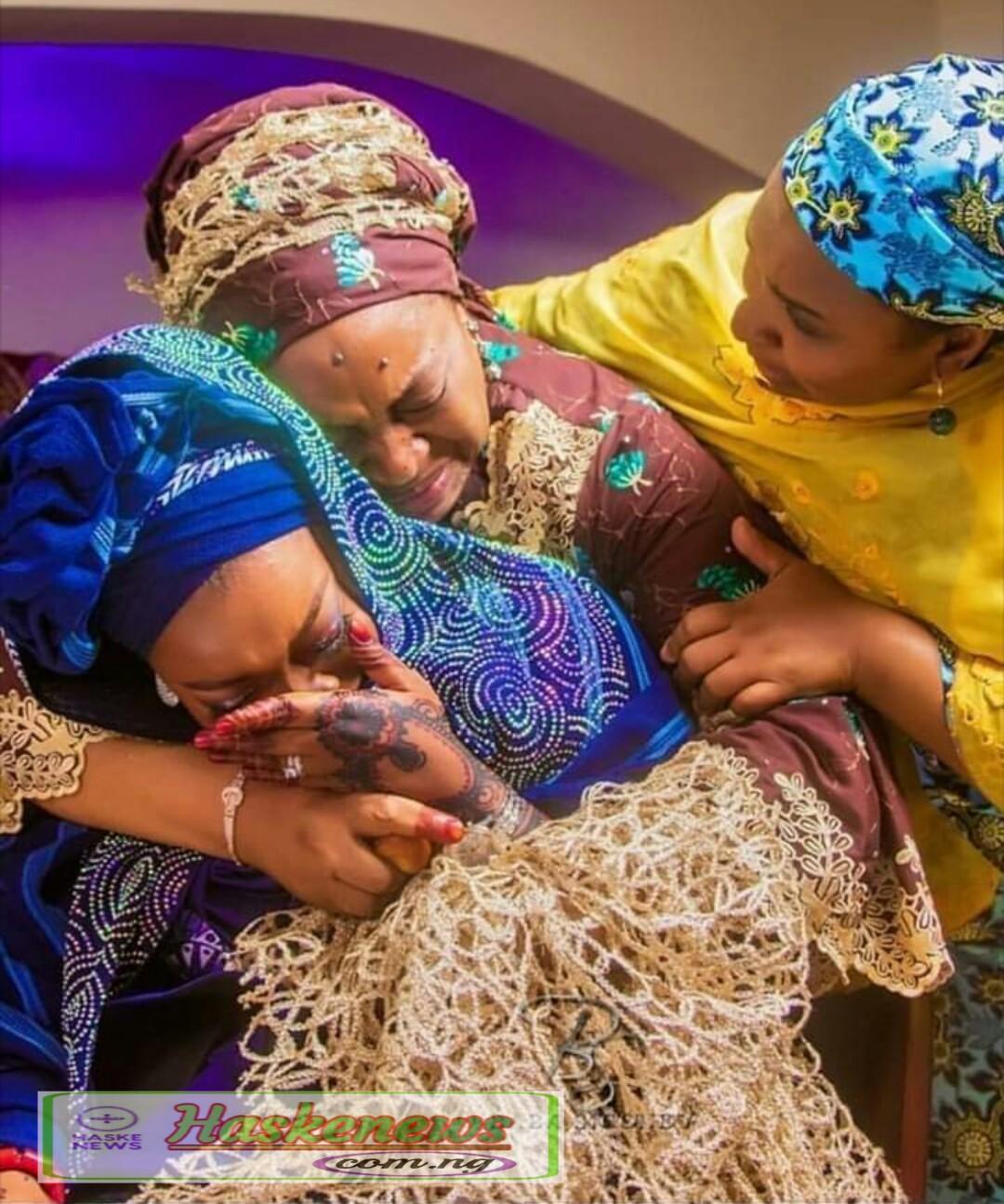 Tiers Of Joy:10 Most Amiable Kannywood Wedding