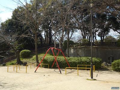 宰相山公園ブランコ