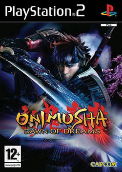 Onimusha%2B4%2BDawn%2Bof%2BDreams - Onimusha 4 Dawn of Dreams | Ps2