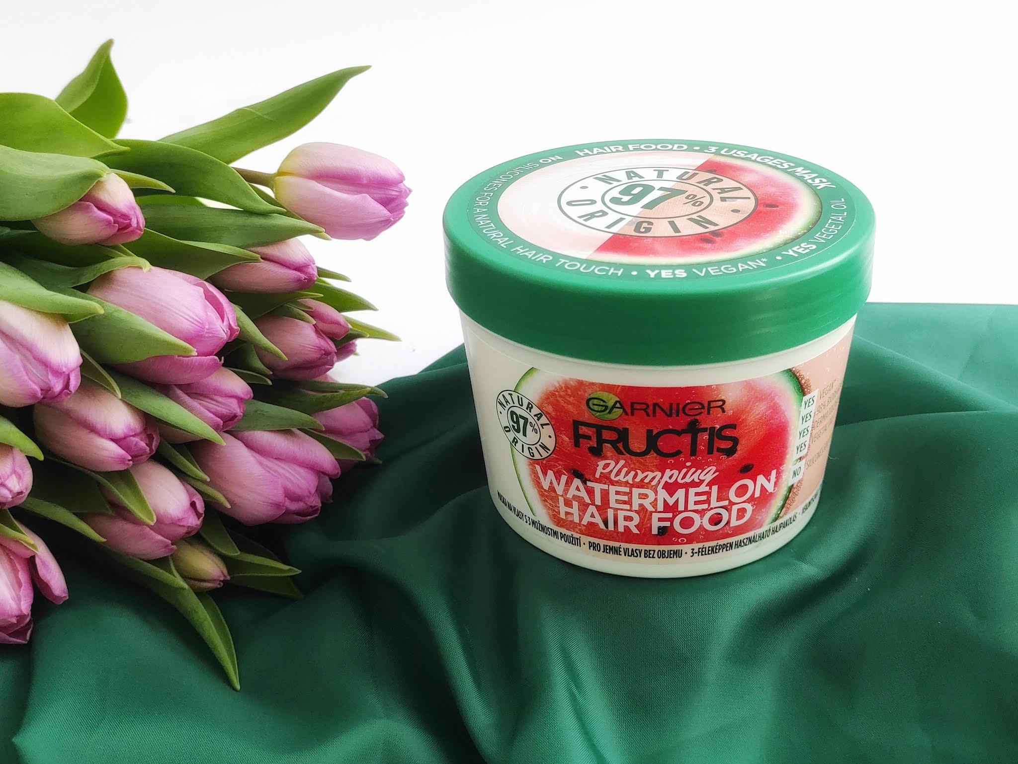 Maska do włosów Watermelon Hair Food Garnier Fructis
