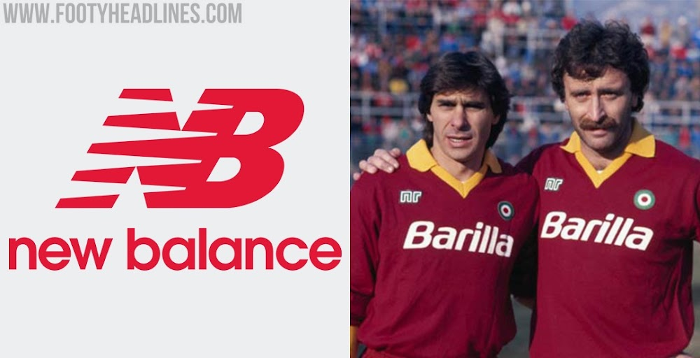 New Balance To Stick To Traditional Design With AS Roma Kits ...