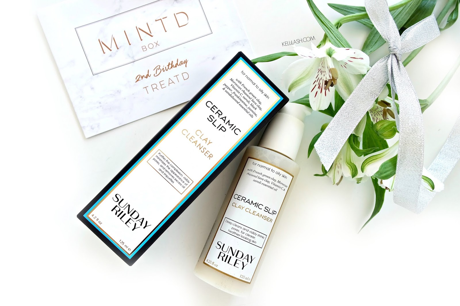 TREATD • Happy 2nd Birthday Mintd Box! | KELLiLASH