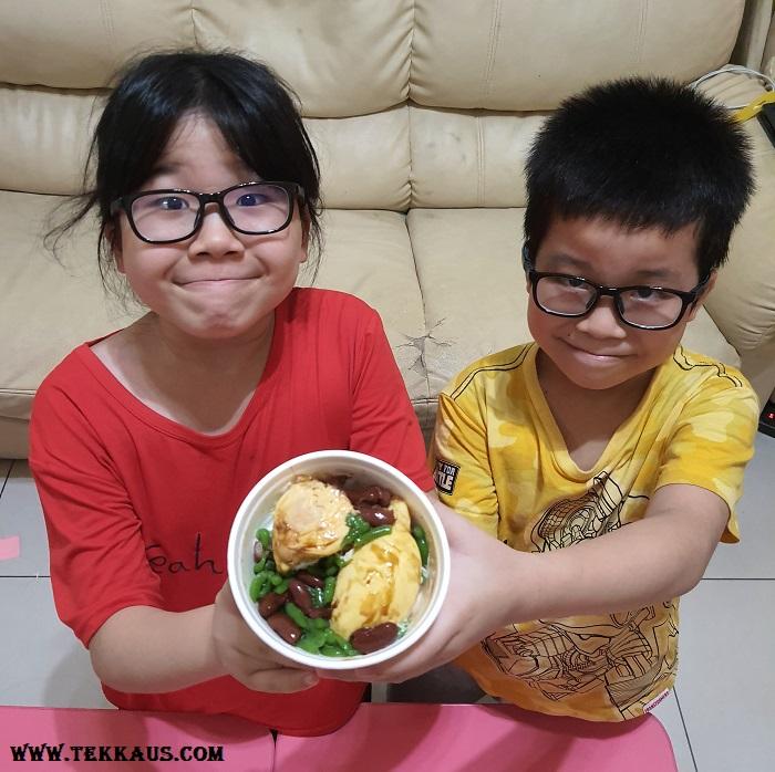 Justberrys Durian Cendol