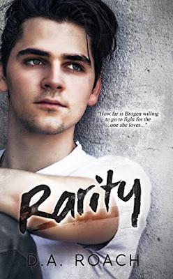 Rarity by DA Roach book cover