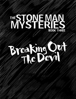 The Stone Man Mysteries - Cover